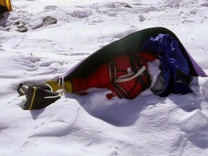 Penyebab Pendaki Menjadi Korban di Gunung Everest