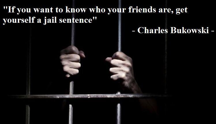 Takut dipenjara  Orang-orang ini malah berusaha ingin masuk penjara ... 0d6a873b8e