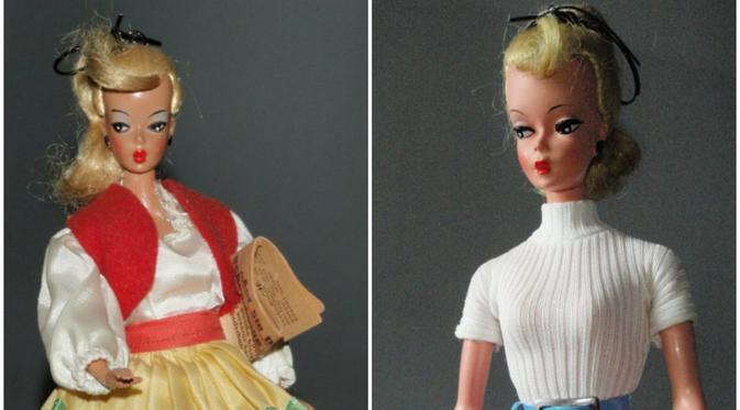 Kisah Lilli, Boneka Pendahulu Barbie