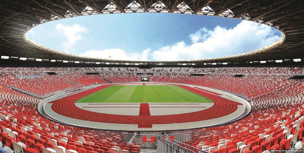 Stadion GBK Terbaru Jadi Saksi Pertandingan Timnas Indonesia vs Timnas Islandia