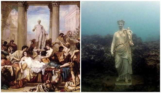 Baia, Kota Kuno Penuh Dosa dan Surga Dunia