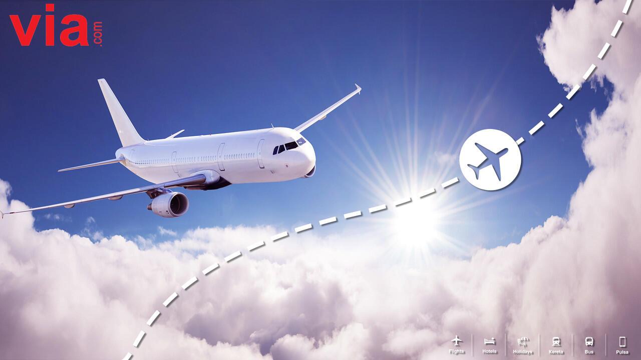 Mengenal via.com, Bisnis Travel Online Keagenan Menguntungkan