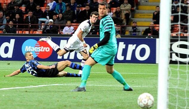 Gareth Bale, berhasil mewujudkan impiannya