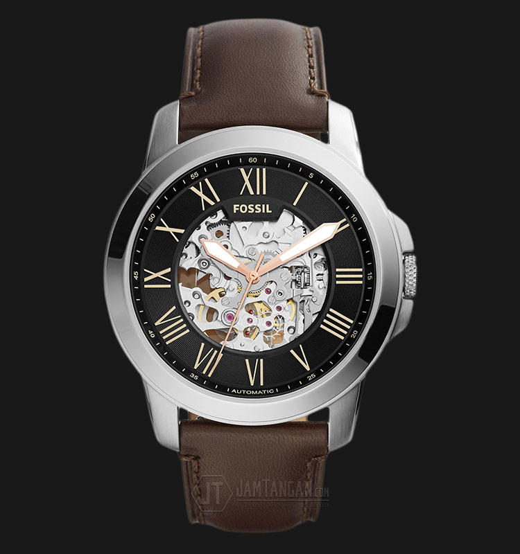 All About Fossil Watch