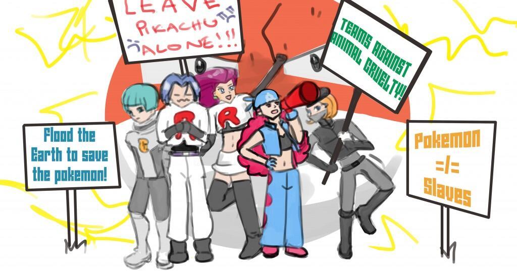 Menguak 5 Sisi Gelap Dari Franchise Pokemon