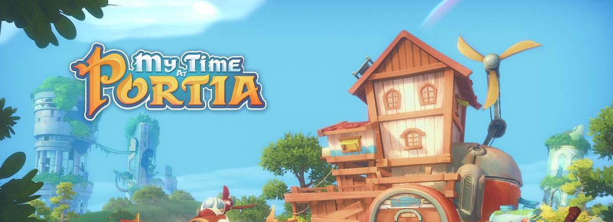 My Time At Portia [Early Access]