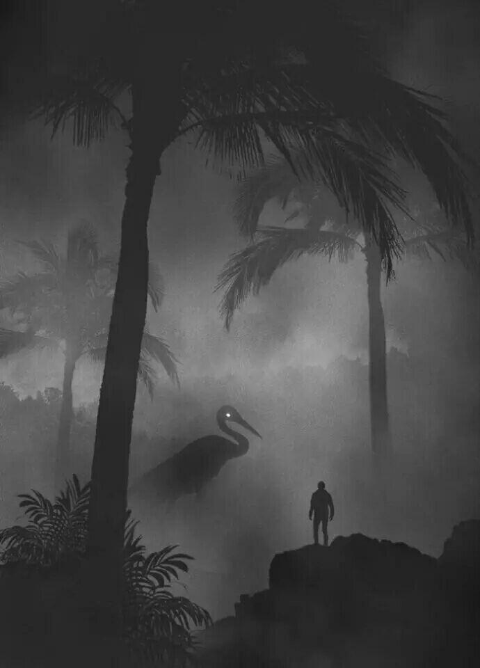 Pelukis yang Sedang Depresi!, 10 Lukisan Gelap Misterius Ini Sangat Menyeramkan!