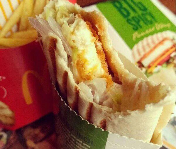 14 Menu Ini Cuman Ada McDonald's di Dunia