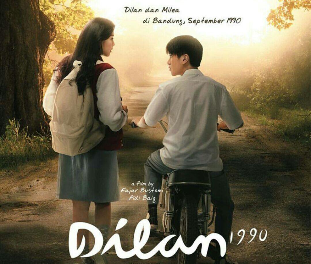 Saat Netizen Nyinyirin Film Dilan 1990 KASKUS