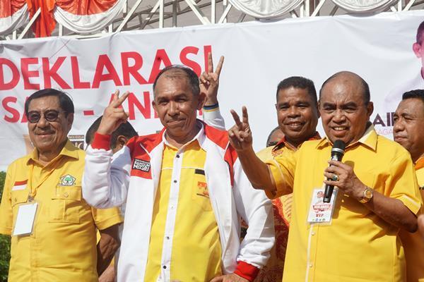 Legislator Partai Golkar Nyatakan Pilkada Maluku Aman