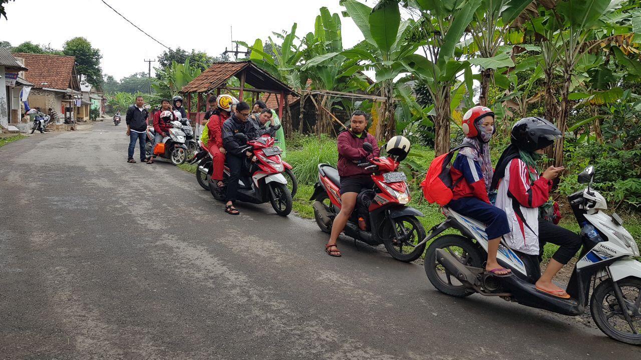 [FR] Trac[K] Regional Bogor Jelajah Ciasihan