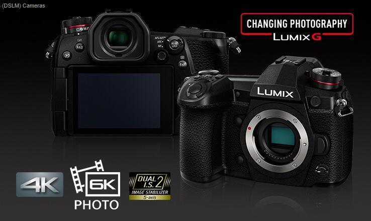 Menilik Fitur Andalan dari Panasonic Lumix G9