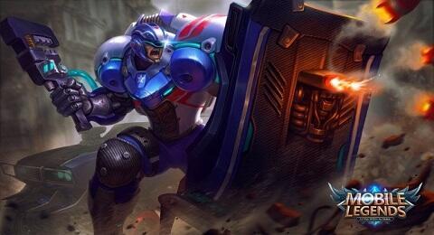 Remake Hero Mobile Legends: Bang Bang, Jason Tampil dengan Performa Baru