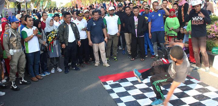 [FR] Banda Aceh Car Free Day 11 Februari 2018