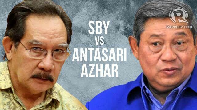 Antasari Azhar Dukung Pengacara Setnov Hadapi Laporan SBY, Perang Telah Di Mulai?