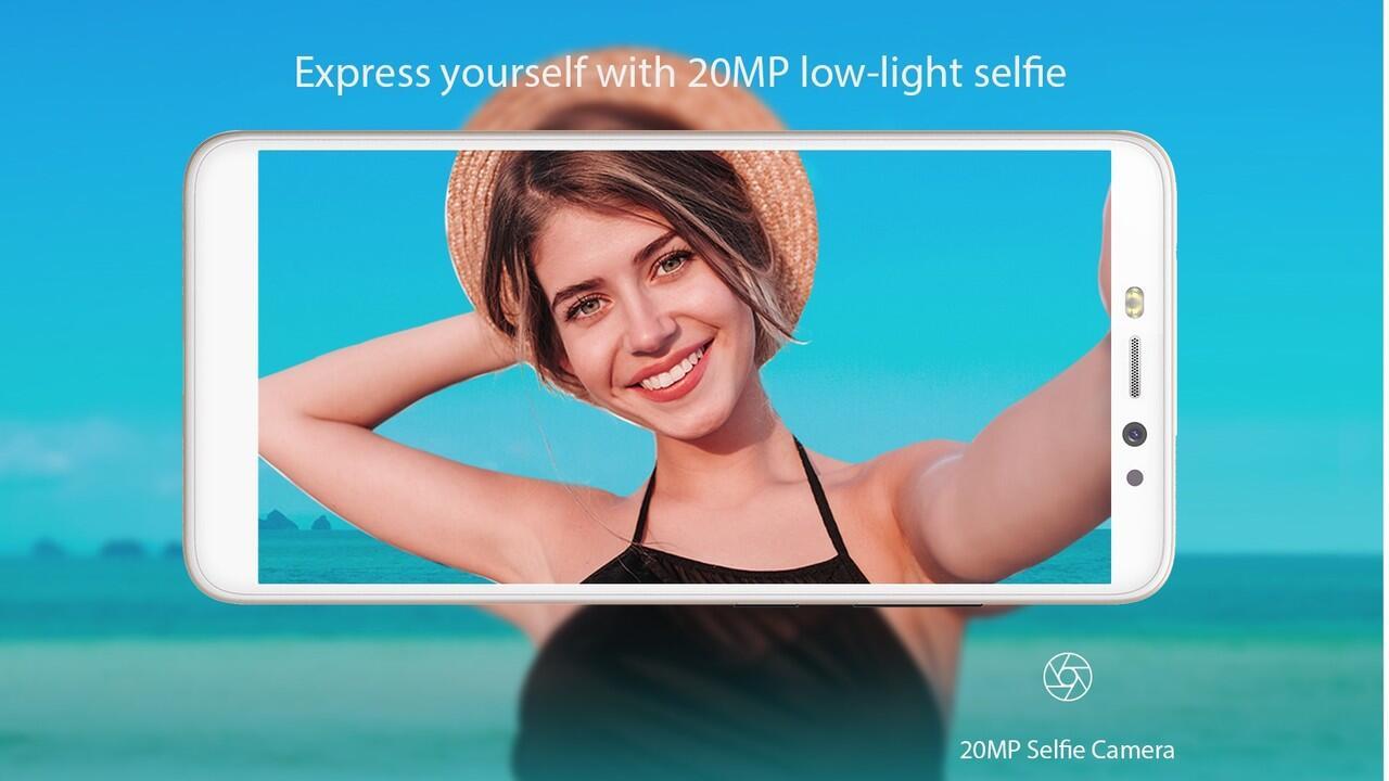 Infinix Hot S3, Smartphone Berkamera 20 Megapixel dengan Harga yang Terjangkau