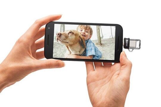 Storage Smartphone Amsyong, SanDisk Ultra Dual Drive m3.0 Solusinya Gan!