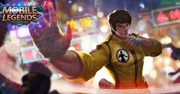 5 Hero Mobile Legends yang Lumayan Sulit Dimainkan