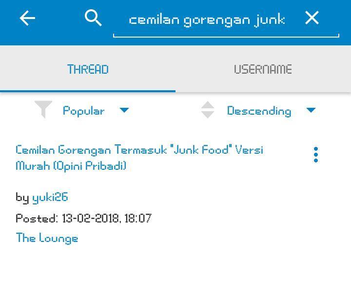 """Cemilan Gorengan Termasuk """"Junk Food"""" Versi Murah (Opini Pribadi)"""