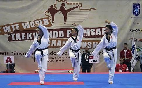 Apa Itu Poomsae Taekwondo