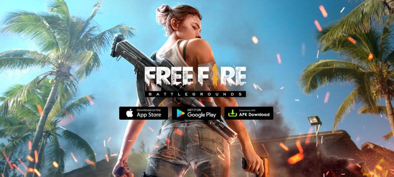 Free Fire Battlegrounds Indonesia