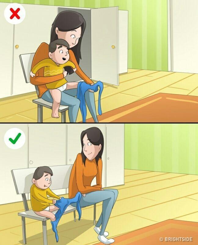 Wahai Para Orang Tua, Jangan Lakukan Hal Ini Untuk Anak Anda!