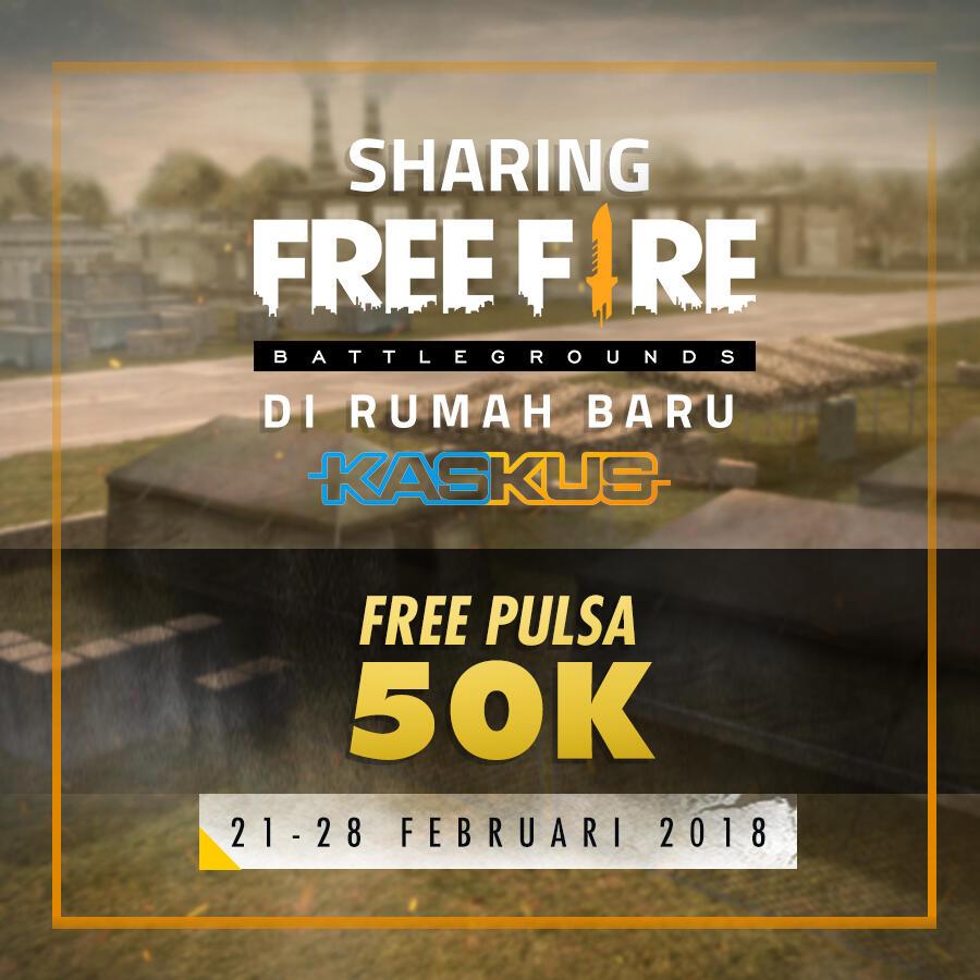 Free Fire Battlegrounds Indonesia Kaskus