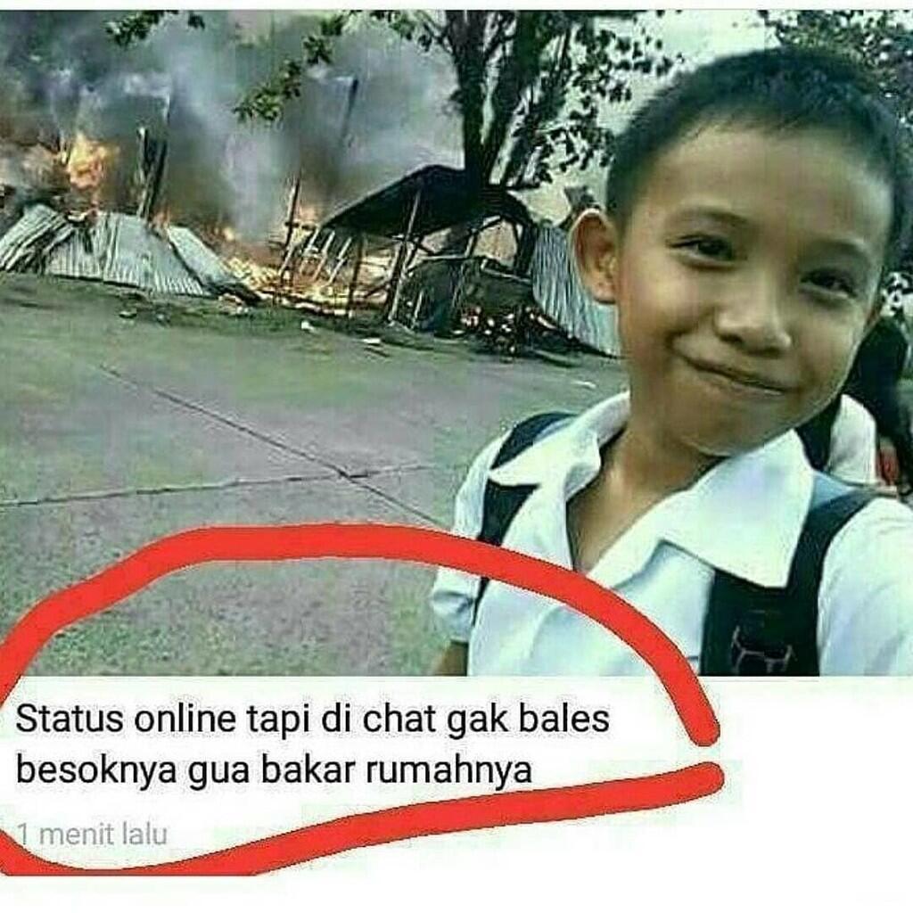 Kocak! 15 Update Status Facebook Kids Zaman Now Ini Dijamin Bikin Kamu Geleng-Geleng