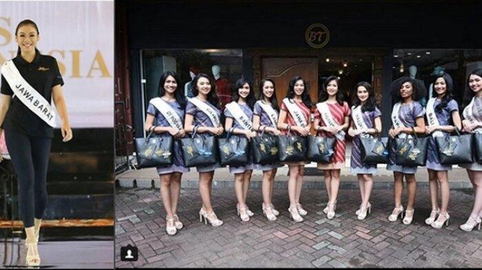 Inilah Alya Nurshabrina, Miss Indonesia 2018