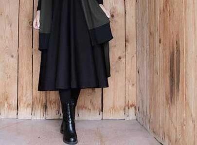 Trend Midi Skirt buat Hijaber