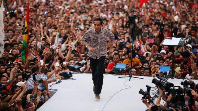 Ketua DPR: Popularitas Jokowi tak Tertandingi