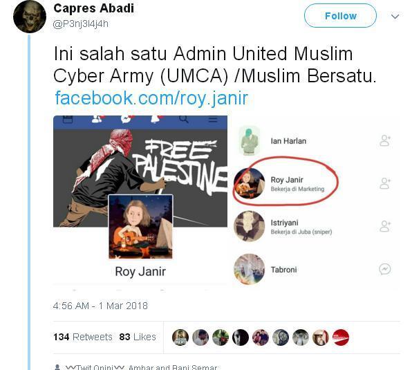 Akan Dipolisikan Fadli Zon, Mak Lambe Turah: Salahnya di Mana?
