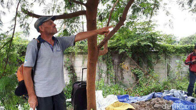 Kisah Bule-bule Nelangsa di Indonesia:Dari Ongkos Habis hingga Jadi Gelandangan