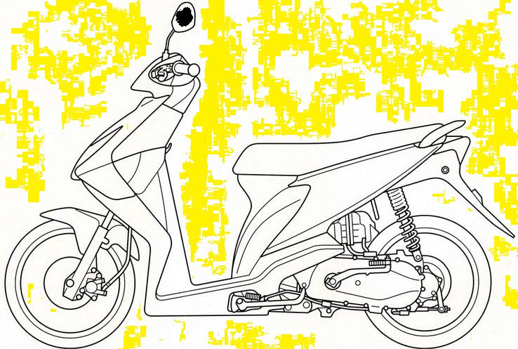 KENAPA MOTOR MATIC LEBIH LARIS DI INDONESIA