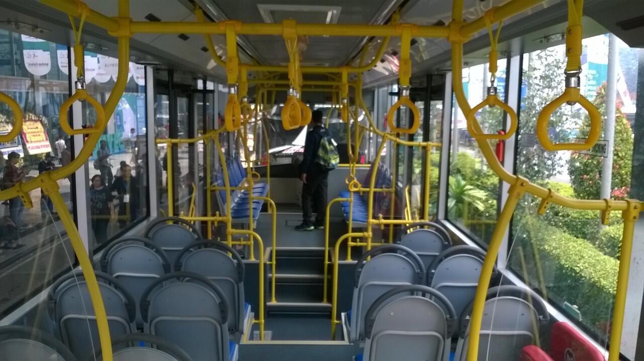 Beragam Purwarupa Bus Listrik Buatan Indonesia
