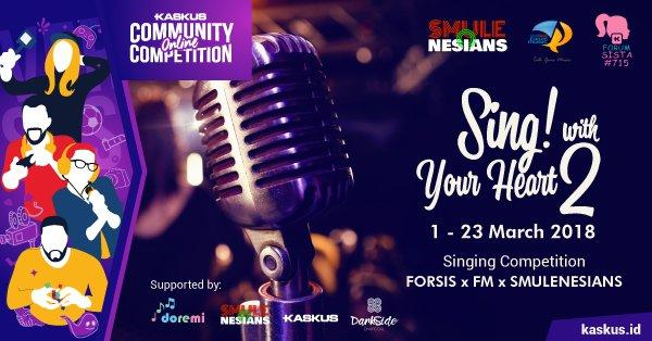 Hobi Nyanyi? Yuk Ikutan Sing! with Your Heart Season 2