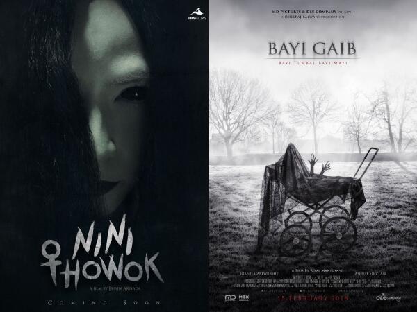 Film HOROR indonesia kian berkualitas dan siap bersaing dengan FILM LUAR