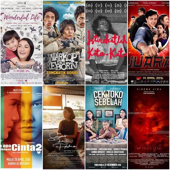 Film Reborn, Menjadi Masalah Dunia Film Saat Ini
