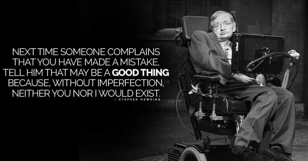 Inilah Fakta Menarik Mengenai Fisikawan Jenius Stephen Hawking