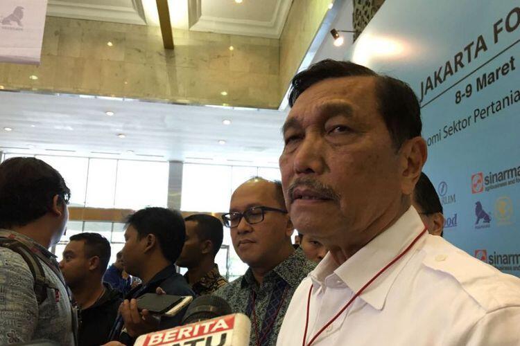 Geram, Luhut Ancam Bongkar Dosa Orang yang Asal Kritik Pemerintah
