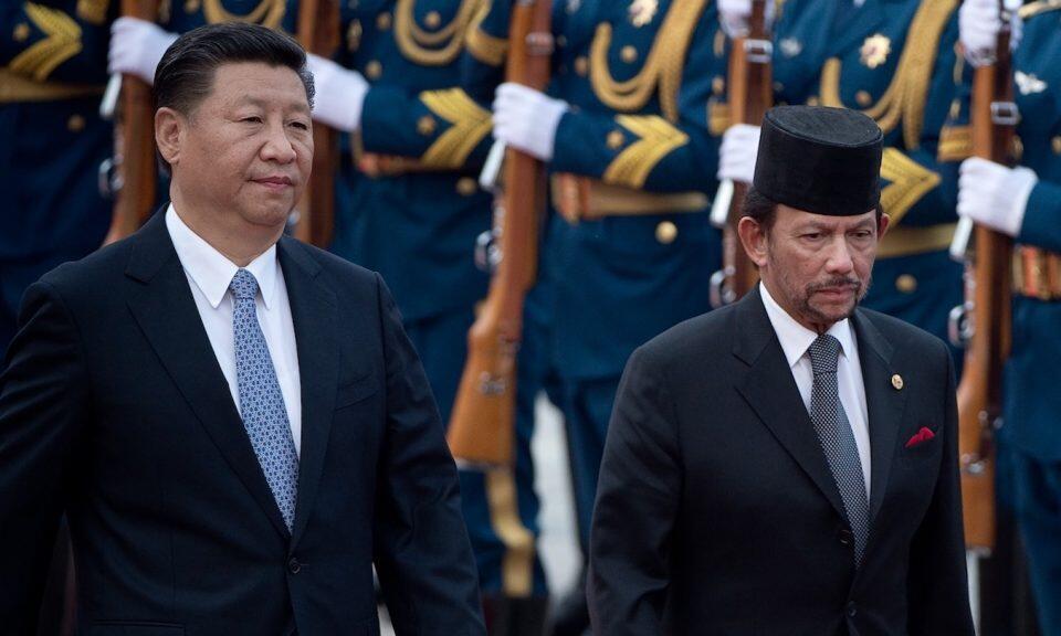 Cadangan Minyak Brunei Semakin Habis, Sultan Dekati China Untuk Bangun Infrastruktur