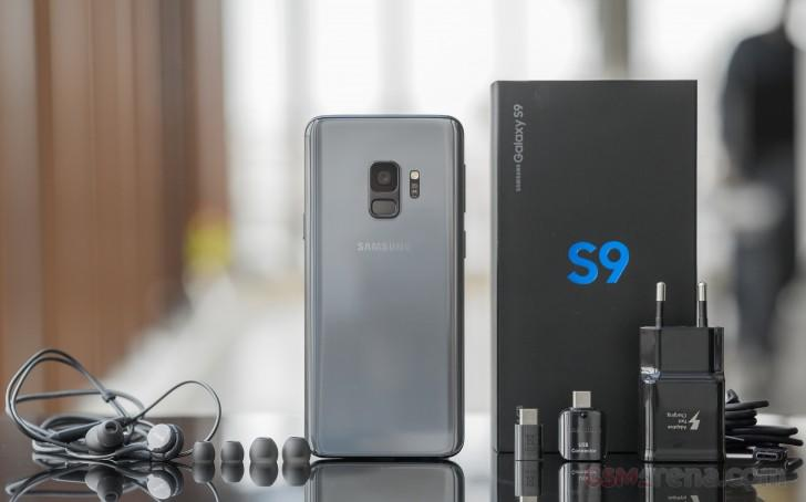 [Official Lounge] Samsung Galaxy S9 | S9+ The Camera. Reimagined
