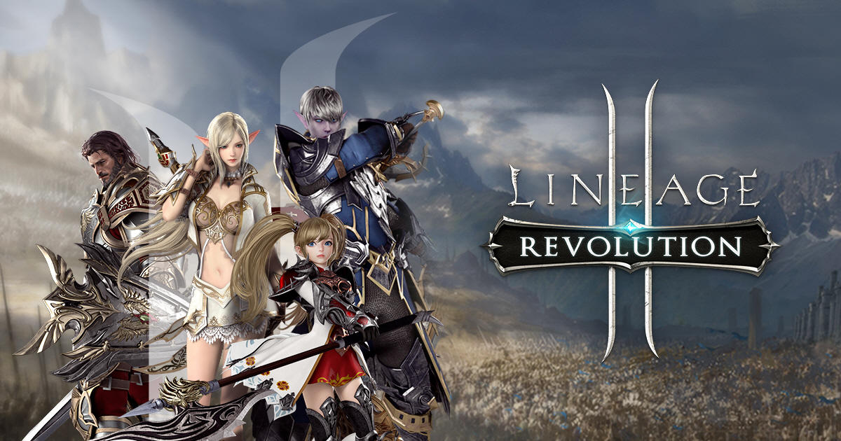 OFFICIAL - Lineage II: Revolution - Netmarble - [ Android/IOS ]