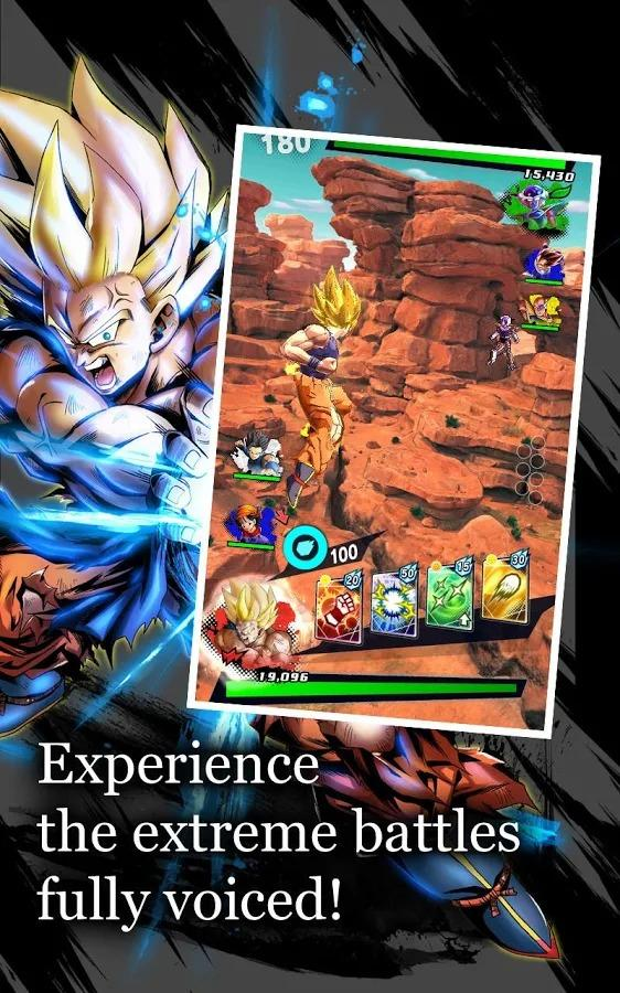 [Android/iOS] DRAGON BALL LEGENDS | By : Bandai Namco Entertainment