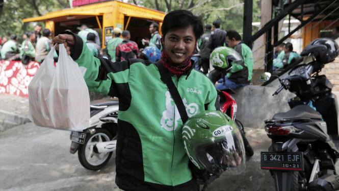 Gojek Sumbang Rp9,9 Triliun ke Perekonomian Nasional
