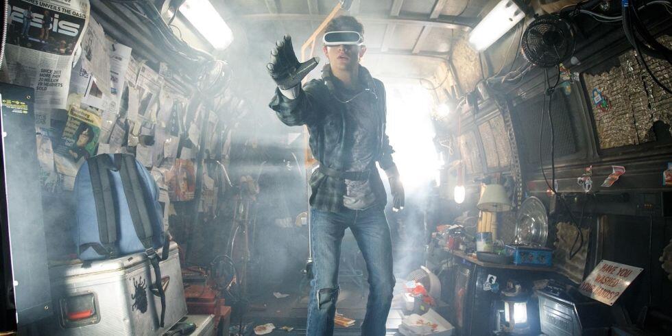 'Ready Player One': Gambaran Masa Depan Para Geeks di Tangan Spielberg