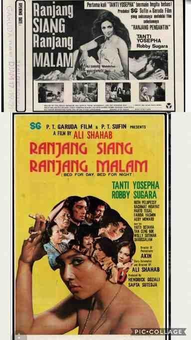 Koleksi Poster Film Jadul Indonesia, Lulus Sensor Dan Lebih Berani