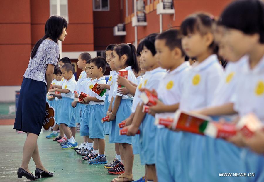 Wajib Dicoba, Sistem Belajar di Tiongkok Sukses Mencetak Generasi Cerdas