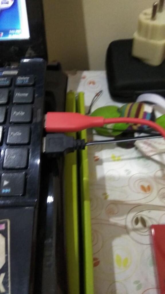 Hardisk Eksternal susah kedetect di USB