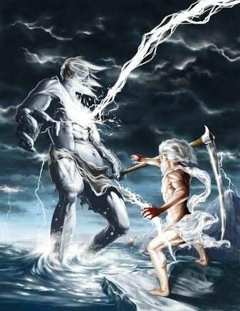 Perbedaan Antara Mitologi Yunani Dan Nordik